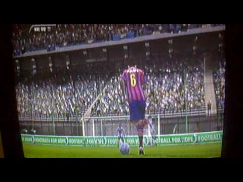 Fifa 10- Barcelona Vs Inter