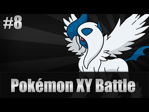 Pokémon X and Y Battle: Mega Absol VS Mega Charizard X