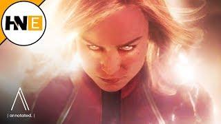 Captain Marvel Binary Form Explained