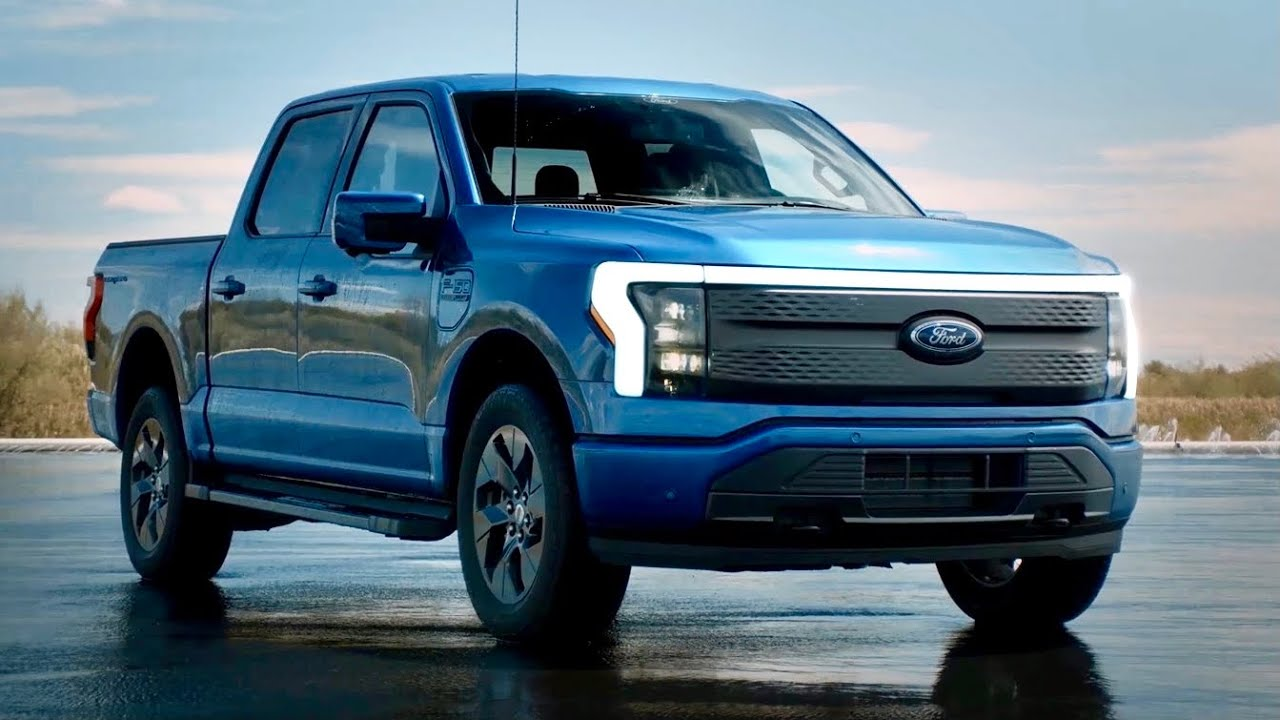 NEW Ford F-150 LIGHTNING 2022 – FIRST LOOK exterior, interior, RELEASE DATE & PRICE