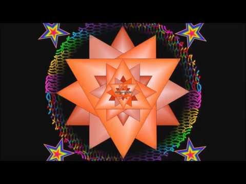 Smartphone hologrammes pyramide 3D mandala Expérience facile ! Tuto !