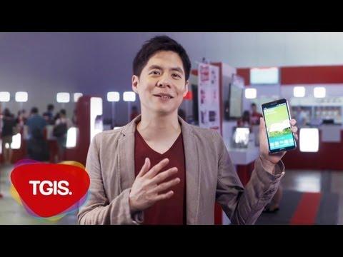 SingTel Samsung GALAXY Note 3 Launch (TGIS S03E07)