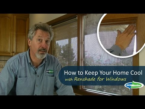 How to Keep Your Home Cool with Renshade Reflective Foil for Windows