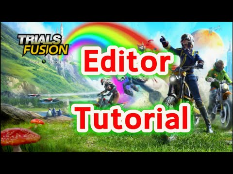 Trials Fusion How To Animate A Helicopter With Commentary