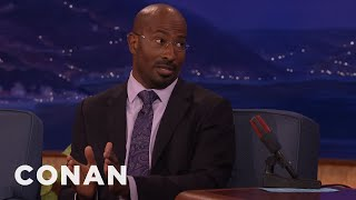 Van Jones Thinks Liberals Are Throwing A Pity Party  - CONAN on TBS