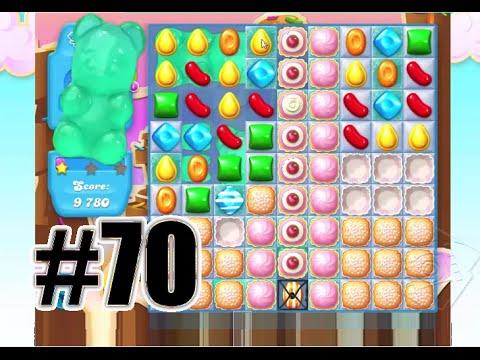 Candy Crush Soda Saga Level 70   Complete Level No Booster
