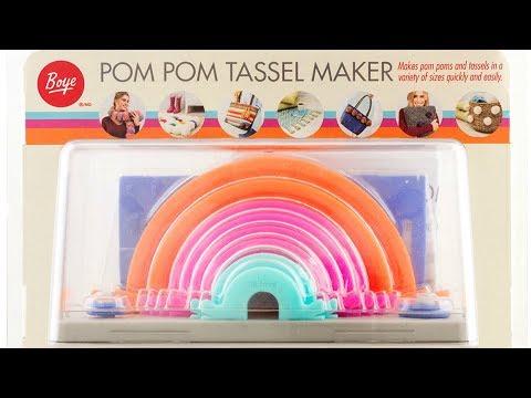 Boye Pom Pom and Tassel Maker - Try It? or Don't Buy It? | Sophie's World