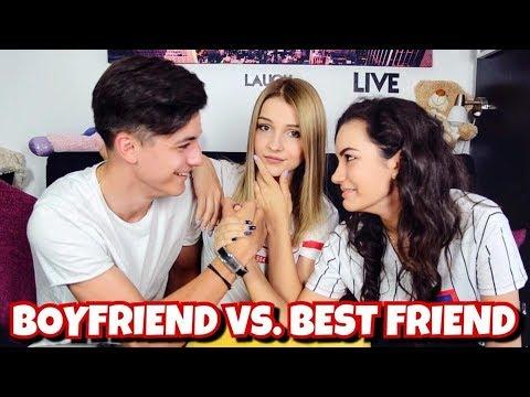 BOYFRIEND vs. BEST FRIEND