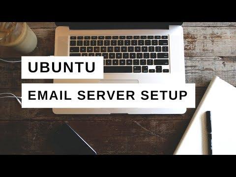 Ubuntu Email Server Setup
