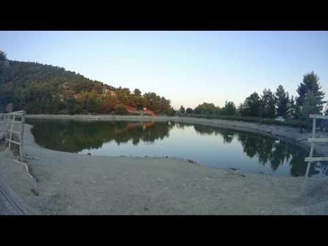 Sony As50 Timelapse - Lake Mpeletsi Greece