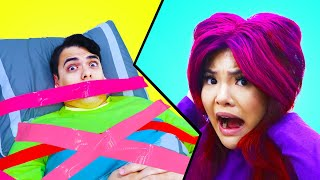 IT'S A PRANK! 8 FUNNY PRANKS IDEAS FOR A PRANK WAR WITH FAMILY AND FRIENDS