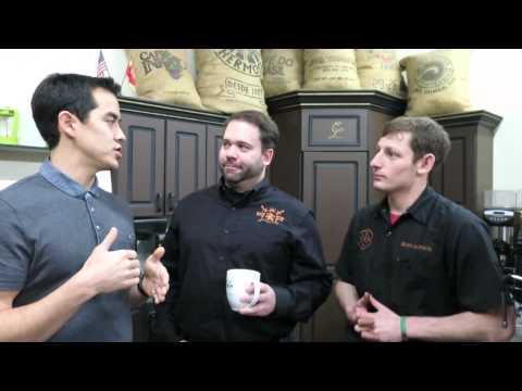 Coffee Lovers Episode (#CoffeeMonday) - BenjiManTV