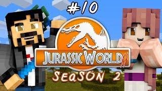 Minecraft Jurassic World 2 S2: DINOSAURS EGG INCUBATOR