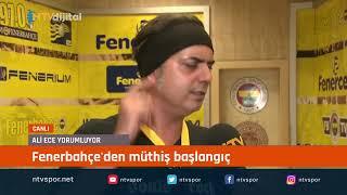 #CANLIYAYIN - Fenerbahçe ligin ilk haftasında Gazişehir
