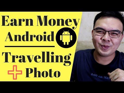 Earn Extra Money Online Taking Pictures / Travelling / Fast surveys on Android Phone - Tagalog