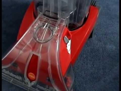 Vax Dual V Carpet Washer Demonstration