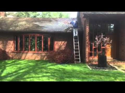 Tile Roof Cleaning Wyomissing PA