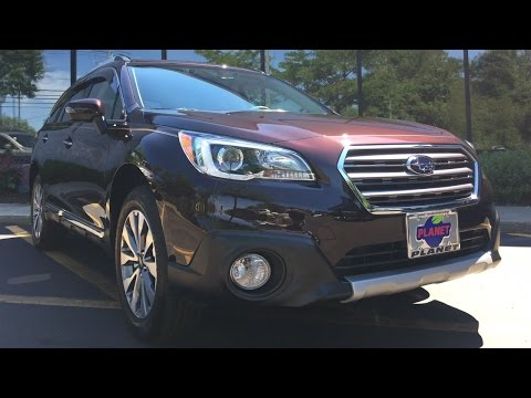 2017 Subaru Outback Touring review...what is it?