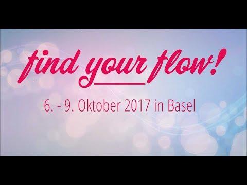 find your flow! Beitrag: Caroline Palmy