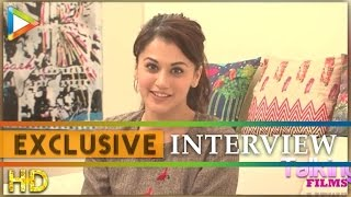 """My Dad Is Extremely Critical…"": Taapsee Pannu"