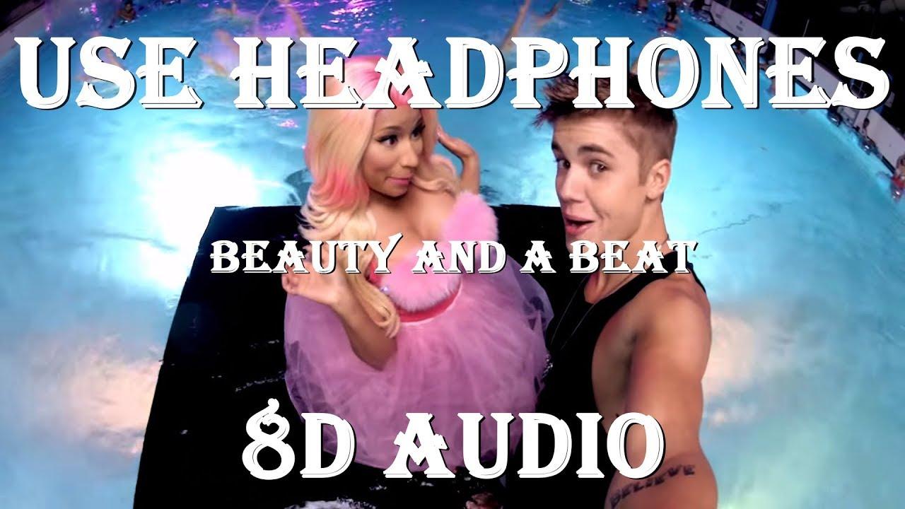 Download Justin Bieber - Beauty And A Beat ft. Nicki Minaj (8D AUDIO) MP3 Gratis