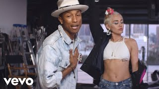 Pharrell Williams - Come Get It Bae feat. Miley Cyrus (Official Music Video)