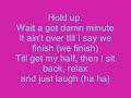 *Trina - I'm Single Again w/lyrics*