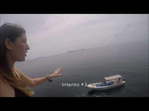 Cliff Jumping en El Nido - Apulit Island