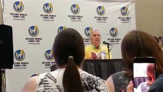 2018 Wizard World Comicon - Henry Winkler talking about Dyslexia