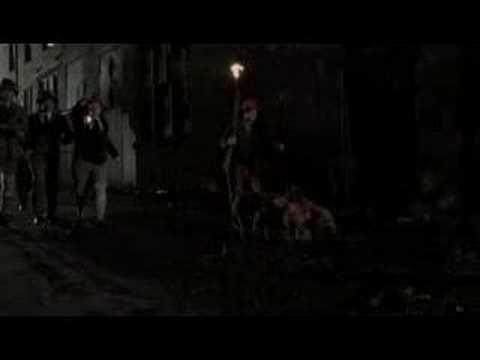 The Sopranos-Tony B whacks Phil Leotardo(in tony's dream)