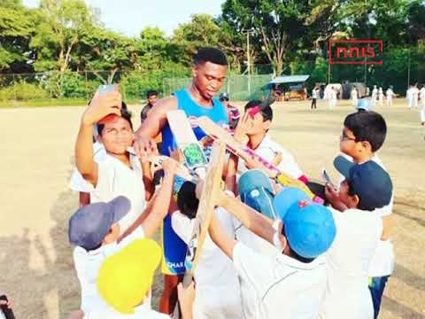 Lungi Ngidi Shares His Experience At Pune Cricket Club