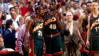 Top 10 Alley Oops: Gary Payton to Shawn Kemp