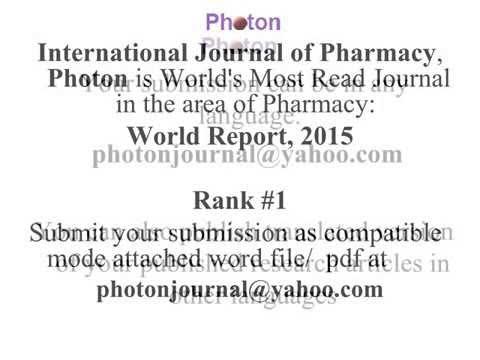 PhD in Pharmacy