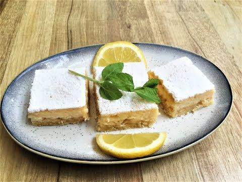 EASY LEMON CHEESECAKE RECIPE - So light and amazingly delicious!