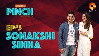 Sonakshi Sinha   Quick Heal Pinch by Arbaaz Khan   QuPlayTV
