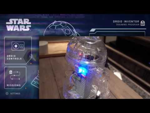 Droid Inventor Kit by littleBits - maker kits for kids part #2 - Your own easy build R2 D2 robot!