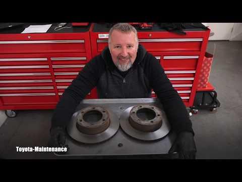 How to resurface brake rotors Part 2