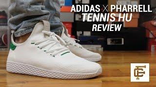 Review & On Feet: Adidas x Pharrell Williams Tennis Hu