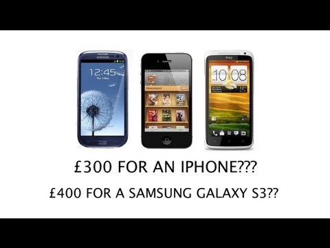 Cheapest way to get any smartphone