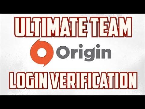 FUT Origin Login Verification