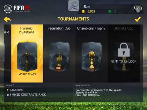 Fifa 15 Ultimate Team ios hack