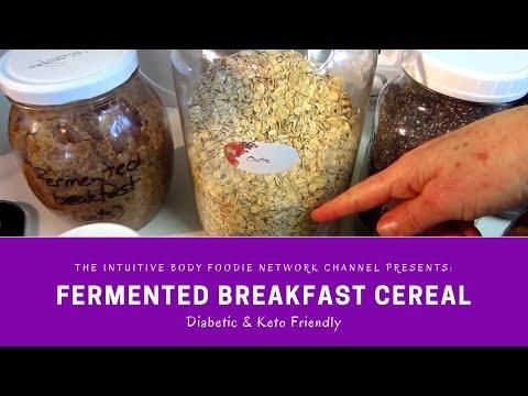 Fermented Breakfast Cereal