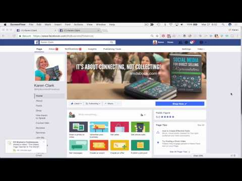 Social Media for Direct Sales: Coming Up with What to Post– Random Thoughts (Karen Clark)