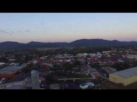 ozzie sunrise australia day