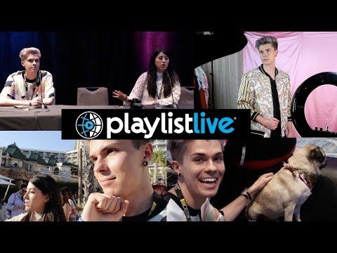 I Finally Met Doug the Pug...and Emzotic  | Playlist Live Orlando 2018