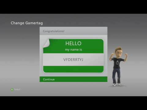 How to change your xbox live gamertag for absolutely free