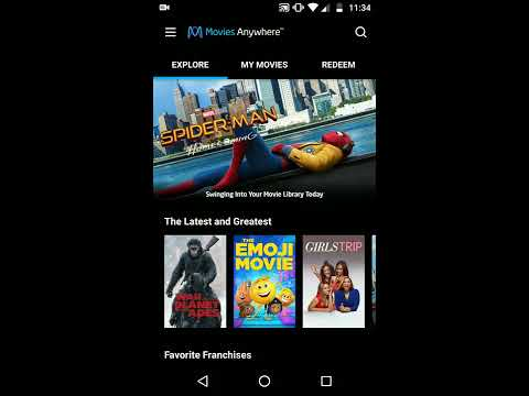 How To Get 5 Free Movies When You Sign Up To Movies Anywhere!