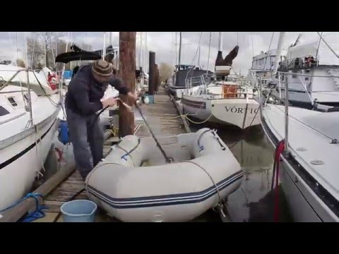 Life is Like Sailing - Spring Cleaning
