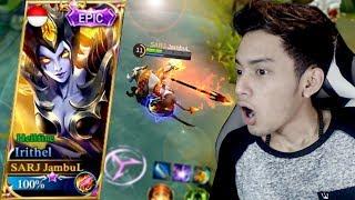 SKIN BARU IRITHEL NAEK SINGA NERAKA!! - Mobile Legends Indonesia