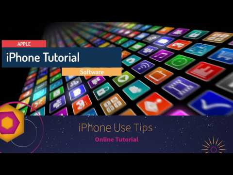 iPhone use Tips Trailer